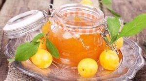 ТОП 11 вкусных рецептов приготовления варенья из желтой сливы на зиму