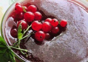 15 лучших рецептов приготовления варенья-желе из красной смородины на зиму