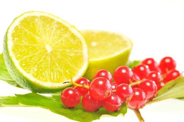 смородина и лимон