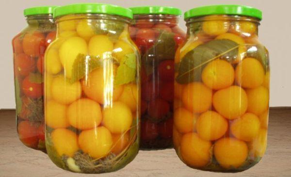 соленые томаты