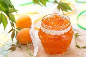 3 лучших рецепта приготовления варенья из абрикосов и персиков на зиму