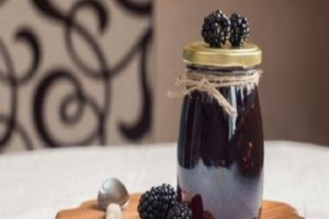 5 лучших рецептов приготовления варенья из ежемалины на зиму