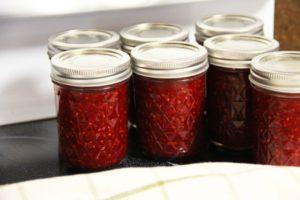 3 лучших рецепта приготовления варенья из замороженной малины на зиму