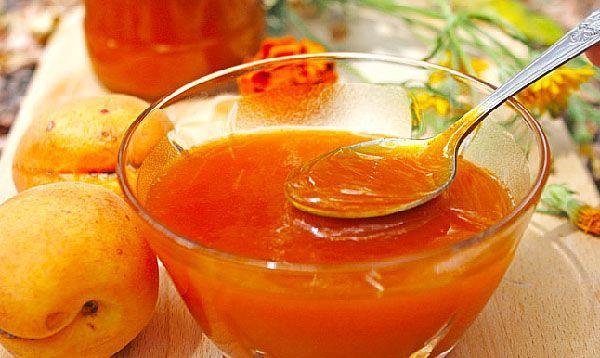 пюре из абрикосов