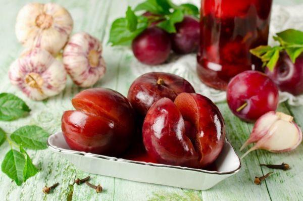 Маринованные плоды