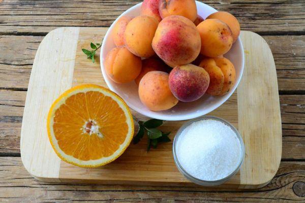 Плодово-цитрусовое ассорти