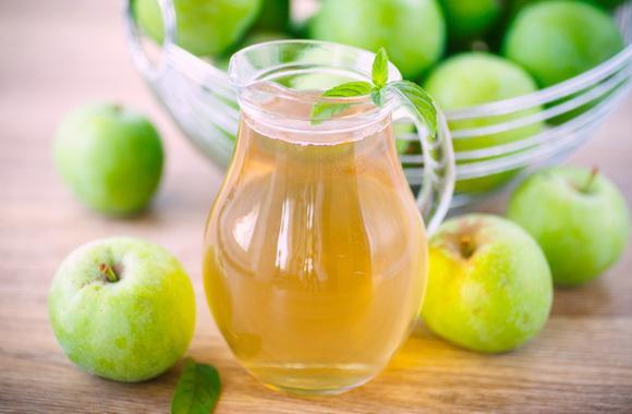 компот яблочный