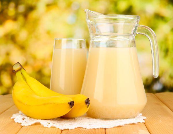 сок из бананов