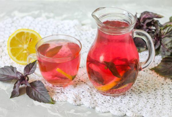 ароматный напиток