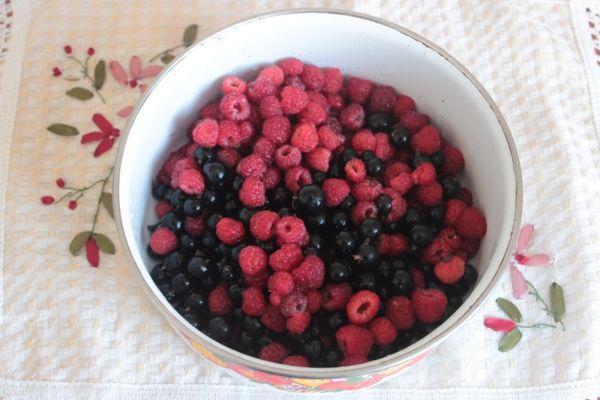 ароматные ягоды