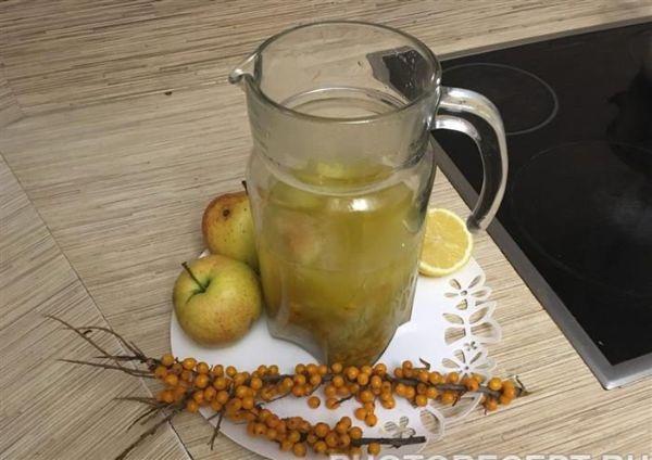 ягодный сок