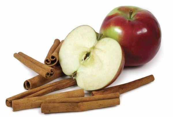 Ваниль и яблоки