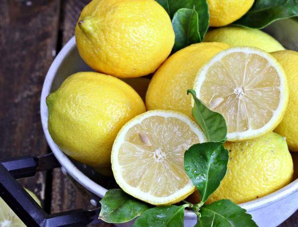 лимоны для заготовок