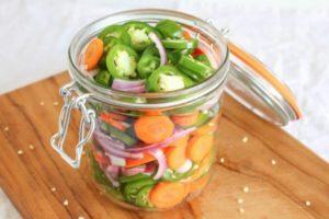 7 лучших рецептов приготовления на зиму маринованного перца с морковью