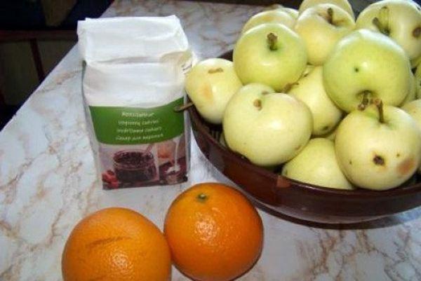 яблоко и апельсины