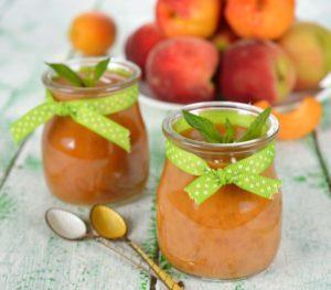 8 лучших пошаговых рецептов приготовления пюре из персиков на зиму