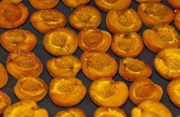 сушка абрикос