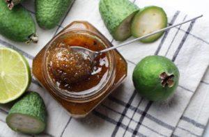 12 самых вкусных рецептов приготовления варенья из фейхоа на зиму