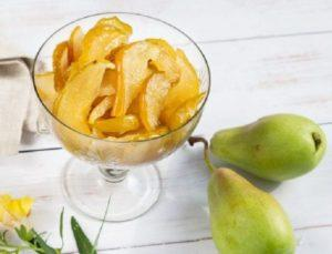 4 лучших рецепта приготовления варенья из зеленых груш на зиму