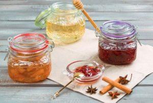 11 лучших рецептов приготовления на зиму варенья на меду вместо сахара