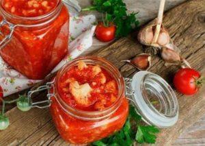 7 лучших пошаговых рецептов заготовок капусты в томате на зиму