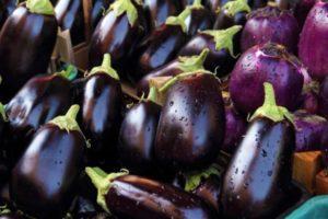 Пошаговый рецепт приготовления баклажанов-полосатиков на зиму и хранение заготовок