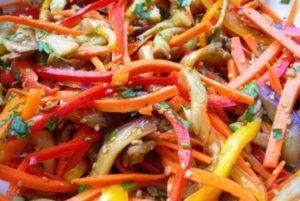 5 лучших рецептов приготовления перца по-корейски на зиму