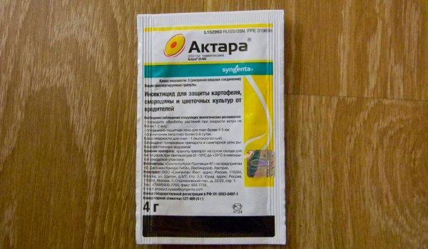 Актар препарат