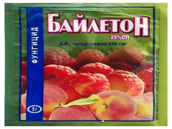 «Байлетон» препарат
