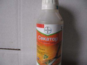 Описание и инструкция по применению гербицида Секатор-турбо, норма расхода