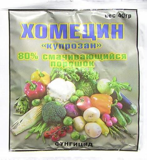 «Хомецин» препарат