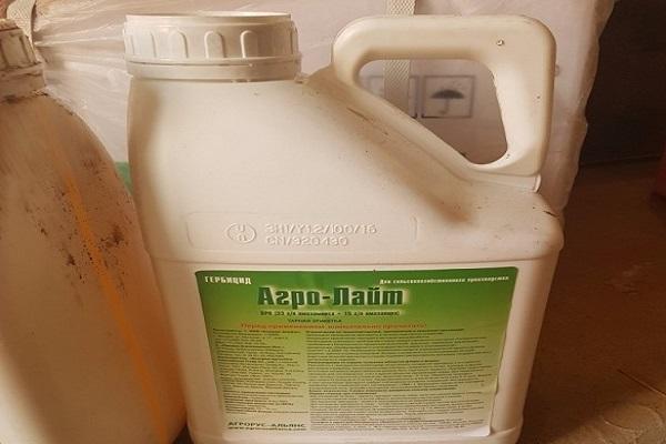 агролайт гербицид