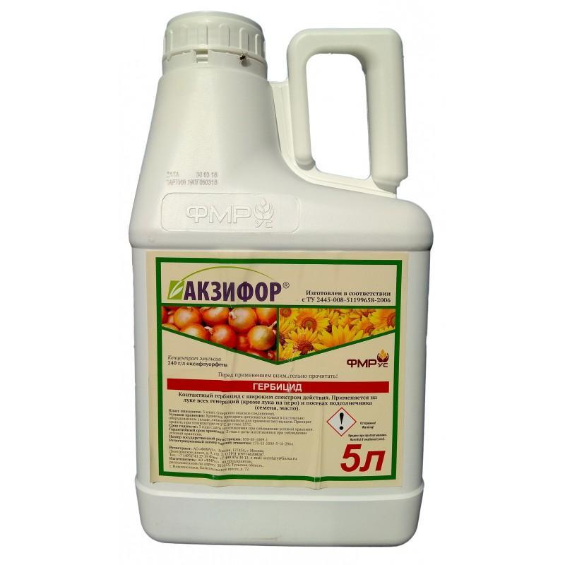 акзифор гербицид инструкция