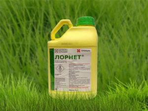 Инструкция по применению и состав гербицида Лорнет, нормы расхода и аналоги