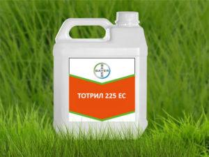 Инструкция по применению гербицида Тотрил и состав, дозировка и аналоги
