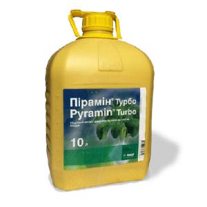 Инструкция по применению и состав гербицида Пирамин Турбо, нормы расхода