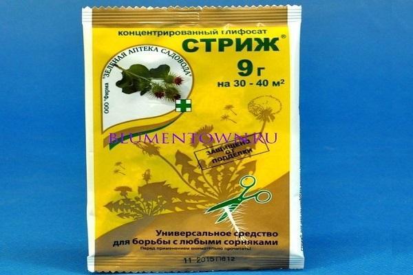гербицид стриж