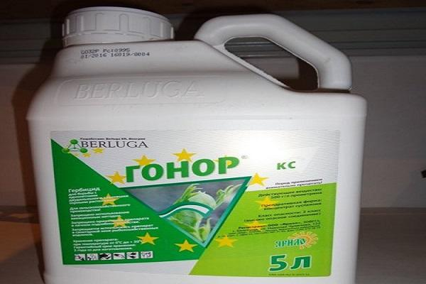 гонор гербицид