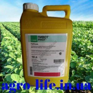 Инструкция по применению и состав гербицида Пивот, дозировка и аналоги