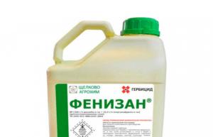 Инструкция по применению и состав гербицида Фенизан, дозировка и аналоги