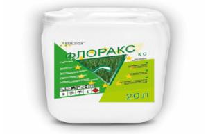 Инструкция по применению и состав гербицида Флоракс, дозировка и аналоги