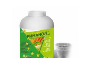 Инструкция по применению и состав гербицида Риманол, дозировка и аналоги