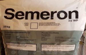 Инструкция по применению и состав гербицида Семерон, дозировка и аналоги