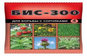 Инструкция по применению Биса 300 и состав гербицида, нормы расхода и аналоги
