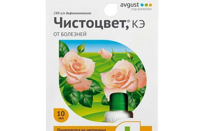 лекарство для цветов