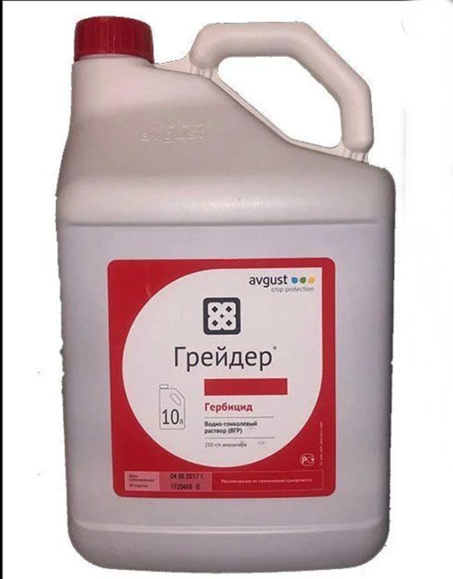 Грейдер гербицид